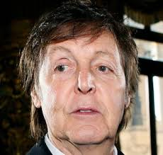 Paul McCartney has joined forces with Tony Bennett to campaign for stricter gun control legislation. The Beatles vet recorded a message for Voices Against ... - paul-mccartney-gun-control-gi