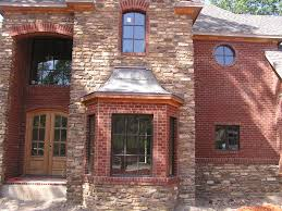 images bay windows brick