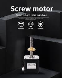 <b>Nema17 Stepper</b> Motor <b>40mm</b> 1.7A 42 motor 17HS4401S T8*4 ...
