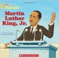 My First Biography: Martin Luther King, Jr.: Marion Dane Bauer ...