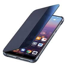 <b>Чехол</b>-флип <b>Smart View</b> Flip <b>Cover</b> для <b>Huawei</b> P20 PRO, темно ...