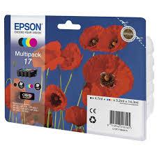 Купить <b>Картридж</b> для струйного принтера <b>Epson MultiPack</b> 17A10 ...