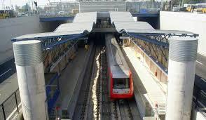 Santa Rosa metro station