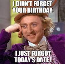 Hilarious Happy Birthday Meme - 2HappyBirthday via Relatably.com