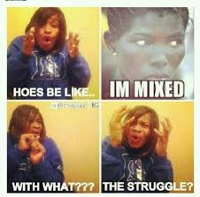 Hoes be like | Oh forget you, its funny! | Pinterest | Lol via Relatably.com
