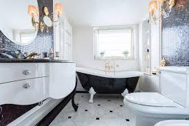 modern elegant bathroom with daylight lighting best bathroom lighting