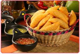 Resultado de imagen para empanadas colombianas