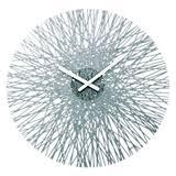 <b>Часы настенные SILK</b>, серые купить в Москве недорого, цена ...
