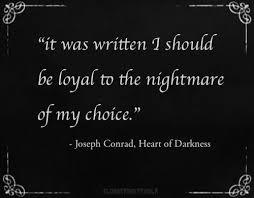 Heart of darkness critical essay topics