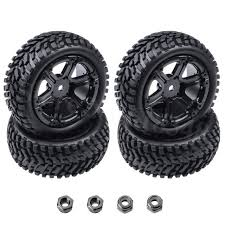 Online Shop 4Pieces 2.99 inch / 76mm <b>1/10 Scale</b> RC <b>Rally Tires</b> ...