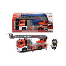 <b>Пожарная машина</b> на д/у, многофункциональная <b>Dickie</b> 3719000 ...