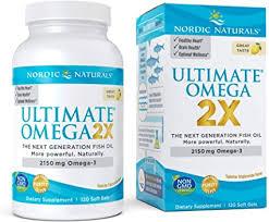 Nordic Naturals Ultimate Omega 2X, Lemon Flavor ... - Amazon.com