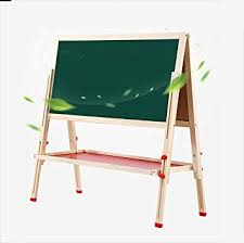 GAOLEI <b>Wooden</b> Art <b>Children's</b> Drawing Board <b>Double</b>-sided ...