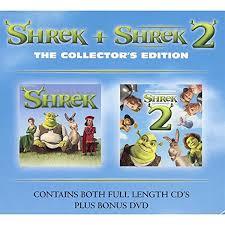 <b>Various Artists</b>. <b>OST</b> Shrek 1 & 2 — купить в интернет-магазине ...