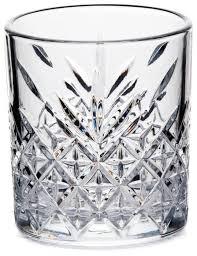 Pasabahce <b>Набор стаканов</b> Timeless 345 мл, <b>4 шт</b> — купить по ...