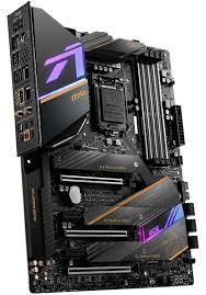 Обзор <b>материнской платы MSI MEG</b> Z490 Ace на чипсете Intel Z490
