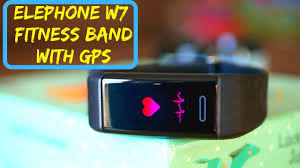 Elephone <b>W7</b> GPS <b>Fitness</b> Tracker is BETTER than the Mi Band 3 ...