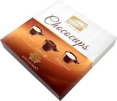<b>Bind</b> Шоколадная чашечка <b>набор шоколадных конфет</b>, 126 г ...