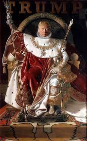 Image result for emperor trump