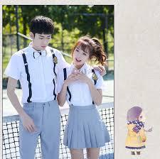 Student Short Sleeve <b>School</b> Uniform Cute Girls <b>Sailor Suit School</b> ...