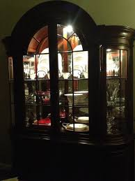 ideas china hutch decor pinterest: my china cabinet display  my china cabinet display