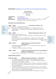 example student resume cipanewsletter sample cv science graduate student academic cv template