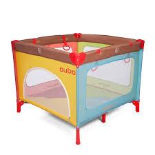 <b>Манеж BabyCare Cubo</b>, цвет: мультиколор, артикул: P618 ...