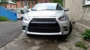 <b>СУПЕР</b> ЦЕНА. В НАЛИЧИИ! <b>Обвесы</b> на Hyundai Solaris Lexus ...