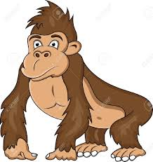 Image result for ape clipart