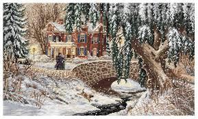 <b>Dimensions Набор для вышивания</b> Winter Lace (Зим... — купить ...