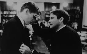 dead poets society seizes the day  review   ny daily news scene from the movie quotdead poets societyquot with robin williams and ethan hawke