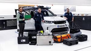 Подразделение Special Vehicle Operations - Land <b>Rover</b>