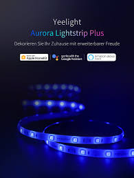 Aurora <b>Lightstrip</b> Plus-Yeelight Smart Color <b>Lightstrip</b> (Extendable ...