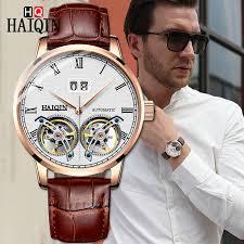 <b>HAIQIN Men's Watches Watch Men 2019</b> Luxury Waterproof Fashion ...