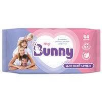 Отзывы Влажные <b>салфетки My Bunny универсальные</b> для всей ...