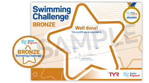 Swim England Swimming Challenge Awards | Learn to Swim Awards