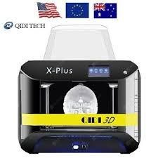 <b>QIDI TECH Large X-Plus</b> Smart Industrial Grade FDM 3D Printer ...