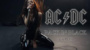 <b>AC</b>/<b>DC</b> - <b>Back</b> in Black (cover by Sershen&Zaritskaya feat. Kim and ...