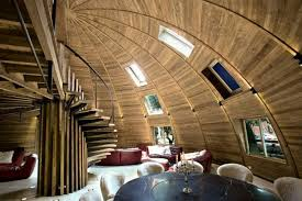 Картинки по запросу круглые дома внутри