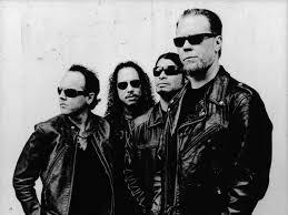 Metallica en La Plata el 2 de Octubre.