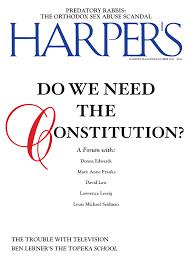 <b>J. C. Hallman</b> | Harper's Magazine