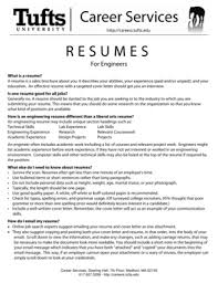 fill online fill online tufts career services cover letter