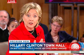 "The ""Today"" show exposes the media's most asinine Hillary meme ... via Relatably.com"