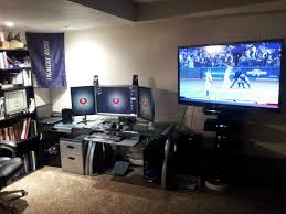 cool multimedia studio home office amazing home office setups