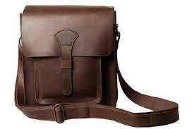 Superior <b>Leather</b> - Men's <b>Leather</b> Messenger Shoulder Bag ...