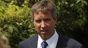 Douglas Kennedy is pictured. | AP Photo. Kennedy and his wife call the allegations 'absurd.' | AP Photo. Close. By ASSOCIATED PRESS | 2/25/12 11:57 AM EDT - 120225_douglas_kennedy_ap_328