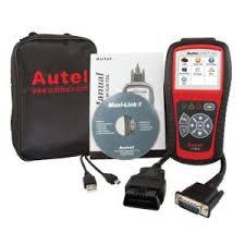 <b>Autel</b> AutoLink Diagnostic OBDII Scan Tool with Tech Tips-<b>AL519</b> ...