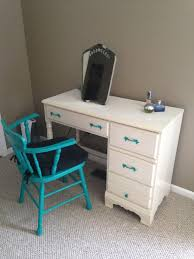 inspiration bathroom vanity chairs: bathroom decorating inspiration with green vanity stools and white table plus small mirror also geige rug