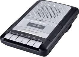 Reflexion CCR8012 <b>Radio cassette player</b> FM AUX, Tape, USB ...