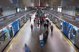 Resultado de imagem para metrô